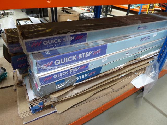 Large quantity of uni click flooring - Image 2 of 2