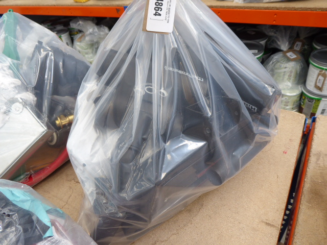 Bag of Henry and other vacuum accessories