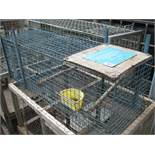 Galvanized Crow/Magpie trap