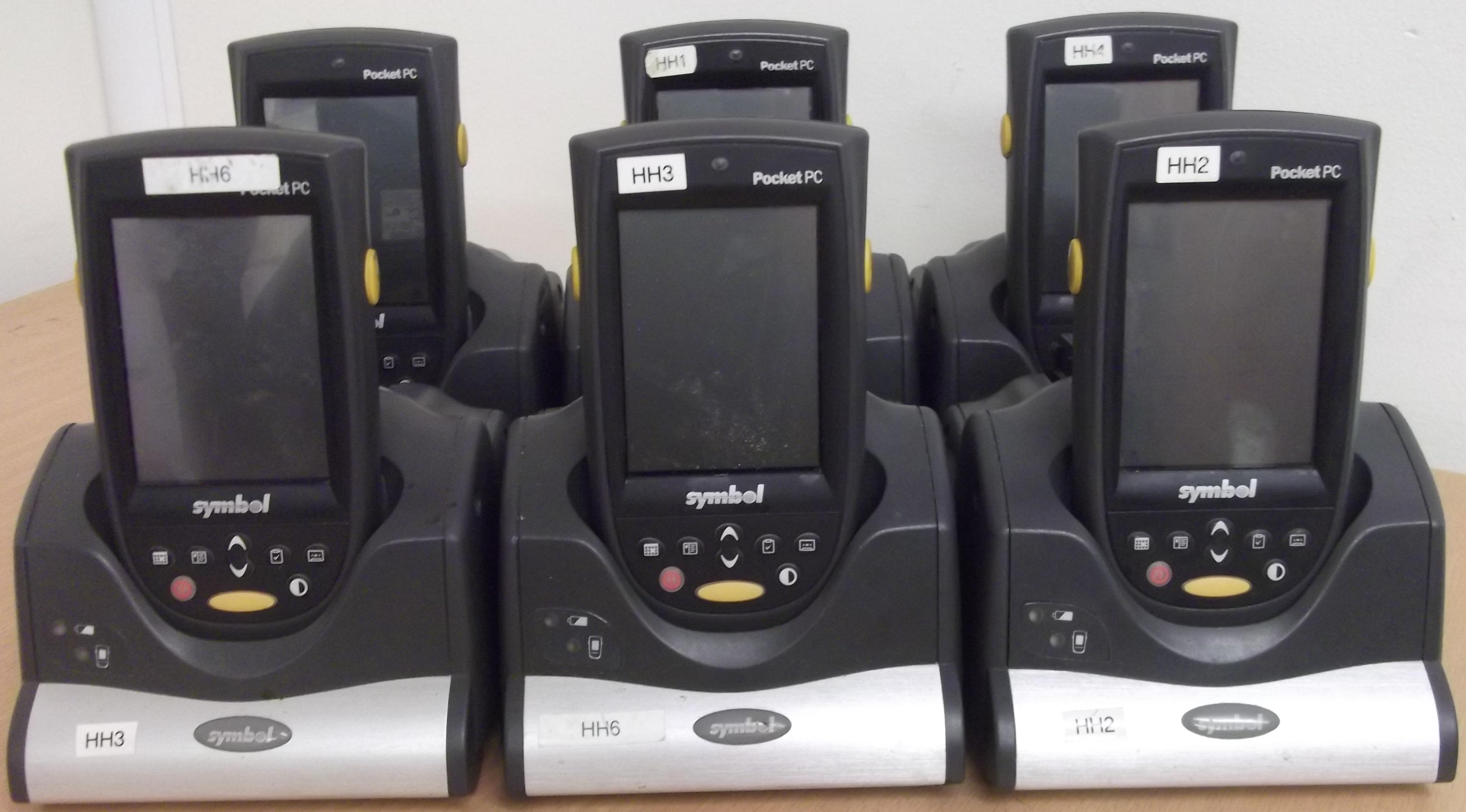 6 x symbol n410 wireless handheld pocket pc barcode scanner lot 568 6 x symbol n410 wireless handheld pocket pc barcode scanner wireless buycottarizona