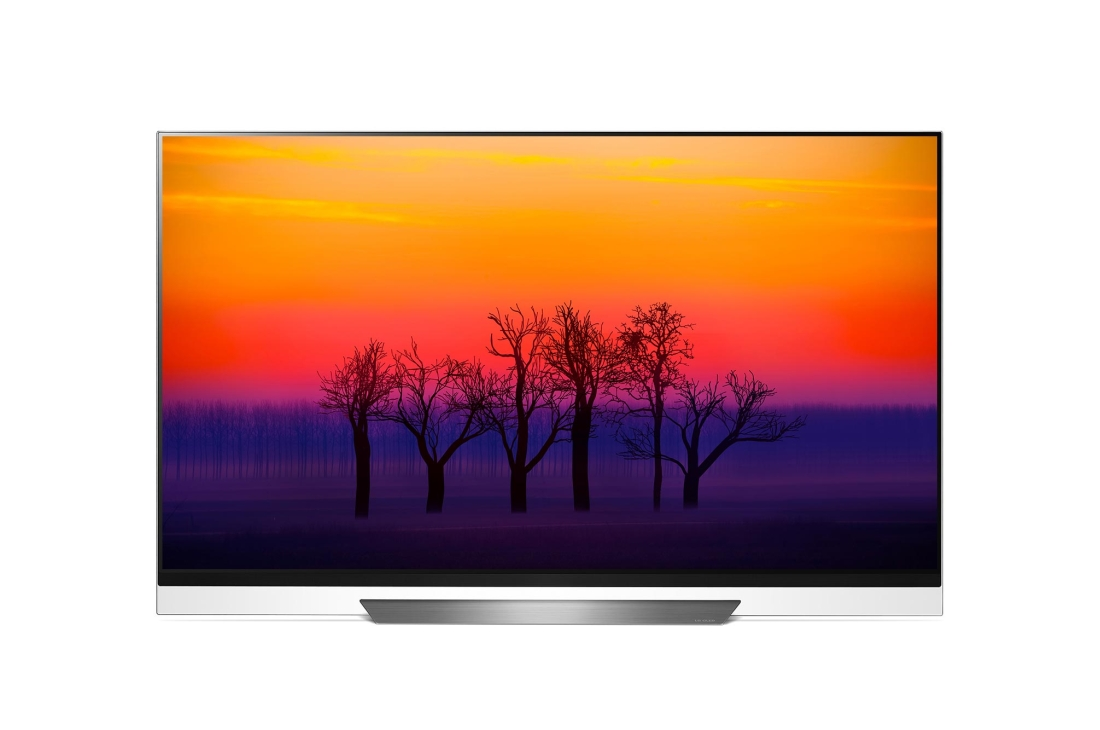 Lot 16025 - V Grade A LG 55 Inch FLAT OLED ACTIVE HDR 4K UHD SMART TV WITH FREEVIEW HD & WEBOS 3.5 & WIFI - AI