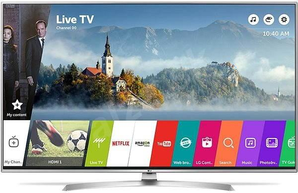 Lot 16049 - V Grade A LG 65 Inch ACTIVE HDR 4K ULTRA HD LED SMART TV WITH FREEVIEW HD & WEBOS & WIFI 65UJ701V