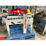 BestPack Top and Bottom Case Sealer, Model MSD 22-2, S/N 041163 Rigging Fee: $ 125