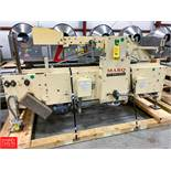MARQ Case Sealing System, Case Sealer Model HPA-S-LH-6 Rigging Fee: $ 300