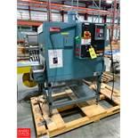 Shanklin Heat Shrink Tunnel, Model T-TXL, S/N T-0115 Rigging Fee: $ 125