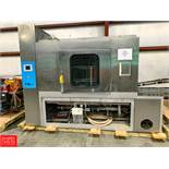 Hildebrand S/S Mold Washer, Model H 478-108 D, S/N 0403-16221 Rigging Fee: $ 200