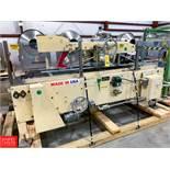 MARQ Case Sealing System, Case Sealer Model HPA-S-RH-6, S/N Q93108 Rigging Fee: $ 300
