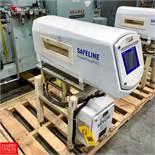 "Mettler Toledo Safeline Power Phase Pro Metal Detector, 9.75"" X 2"" Aperture Rigging Fee: $ 100"