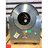 Velo Nicomac S/S Polishing Pan Model Nicomatic Pan, Size CVN 350, S/N 7957/10/91/4 Rigging Fee: $