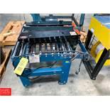 Roller Conveyor Single File Power Conveyor Rigging Fee: $ 75