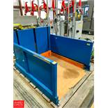2,500 LB Capacity Pallet Lift Rigging Fee: $ 75