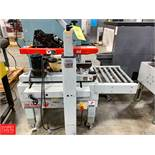 3M Top and Bottom Case Sealer Type 29400, S/N 3026 Rigging Fee: $ 125