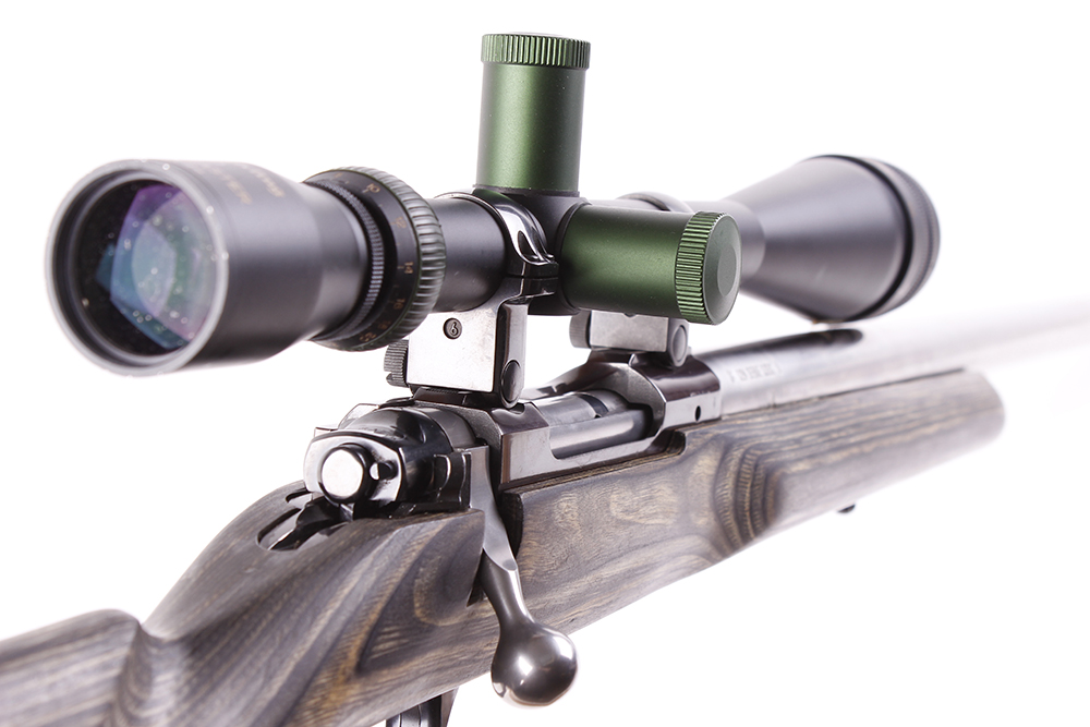 (S1) .284 (Shehane) Ruger M77 MkII bolt action target rifle, 32 ins heavy stainless steel barrel - Image 4 of 5