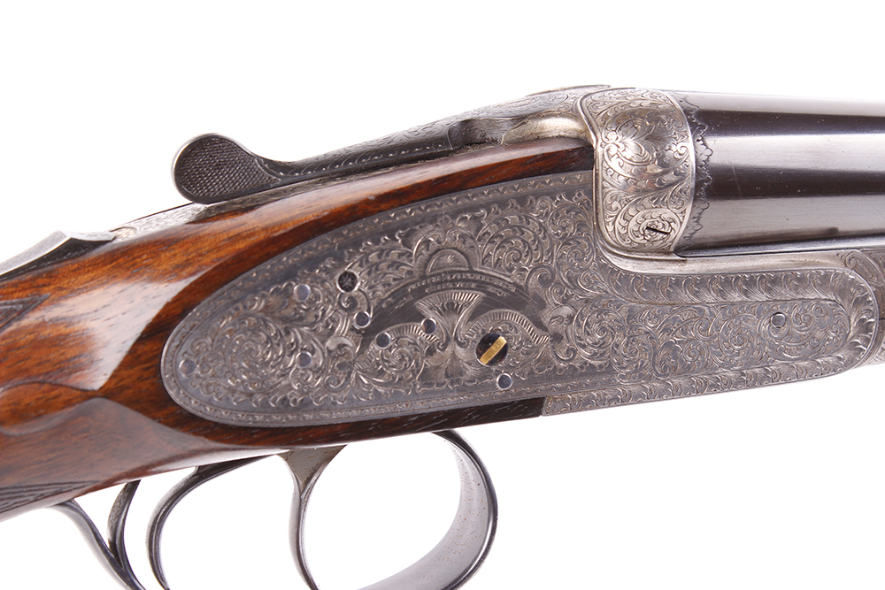 (S2) 20 bore self opening sidelock ejector by Pedro Arrizabalaga, with 26½ ins chopper lump barrels, - Image 17 of 22