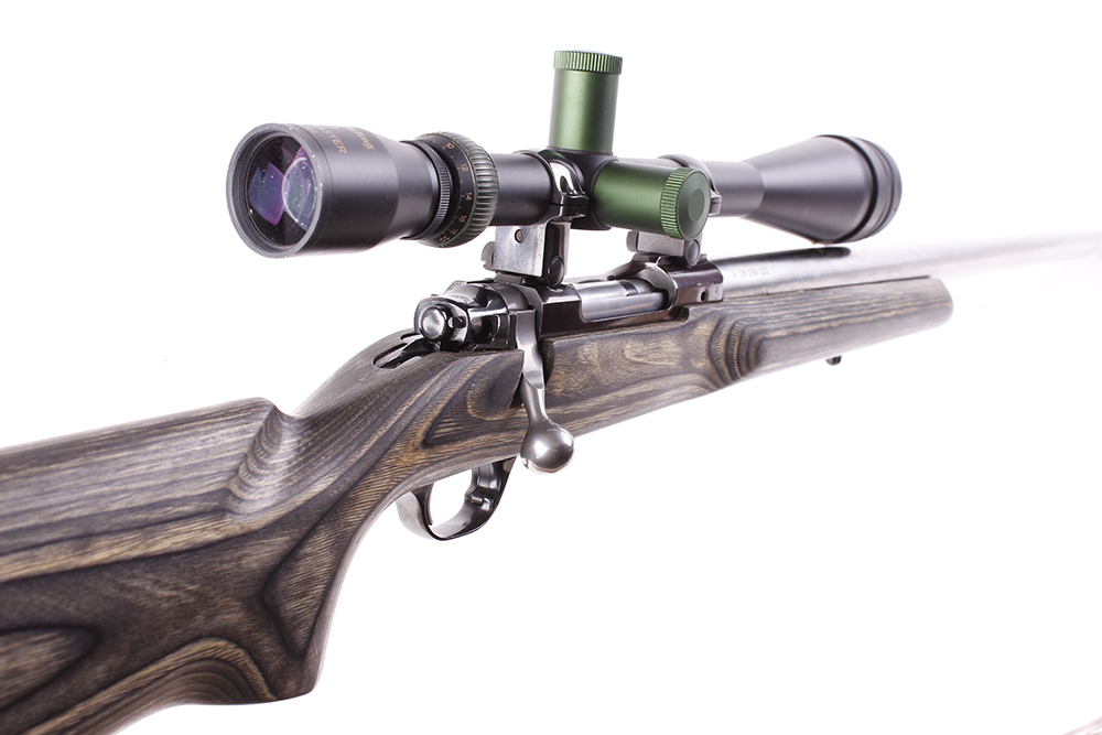 (S1) .284 (Shehane) Ruger M77 MkII bolt action target rifle, 32 ins heavy stainless steel barrel - Image 5 of 5