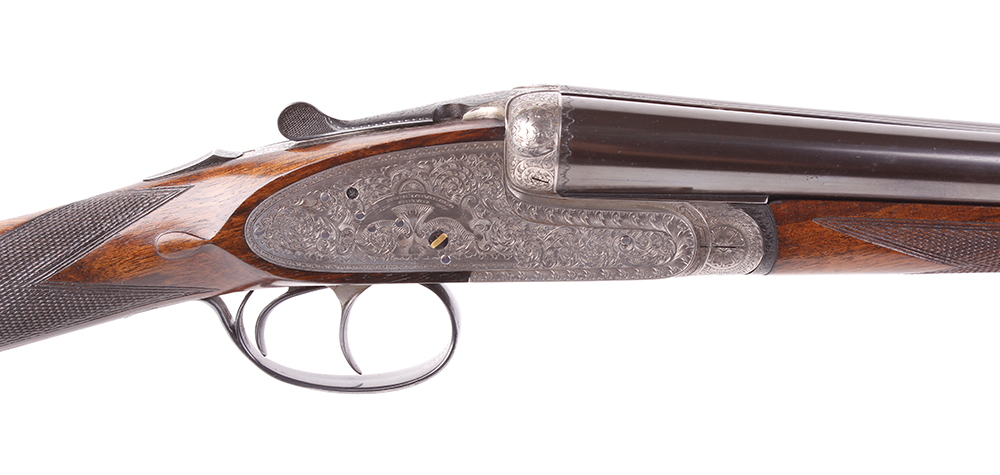(S2) 20 bore self opening sidelock ejector by Pedro Arrizabalaga, with 26½ ins chopper lump barrels, - Image 15 of 22