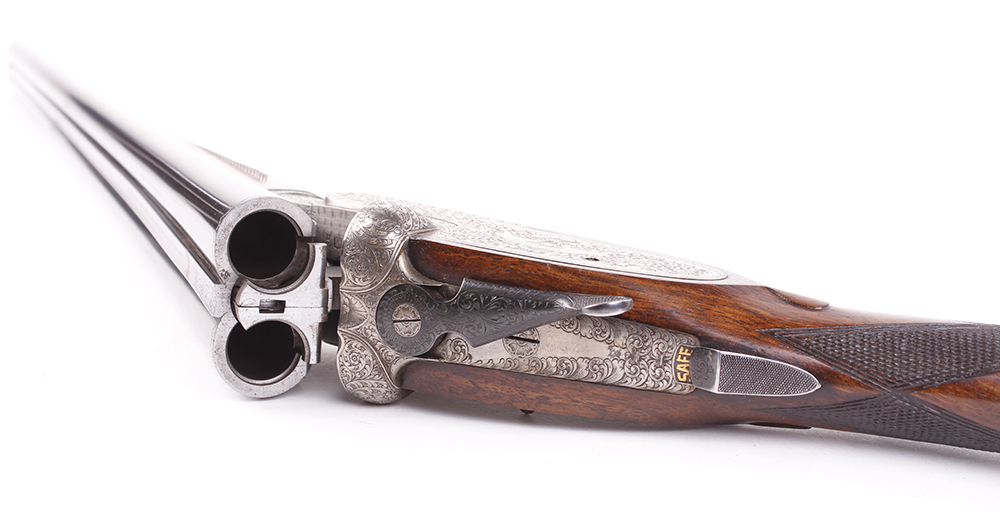 (S2) 20 bore self opening sidelock ejector by Pedro Arrizabalaga, with 26½ ins chopper lump barrels, - Image 20 of 22
