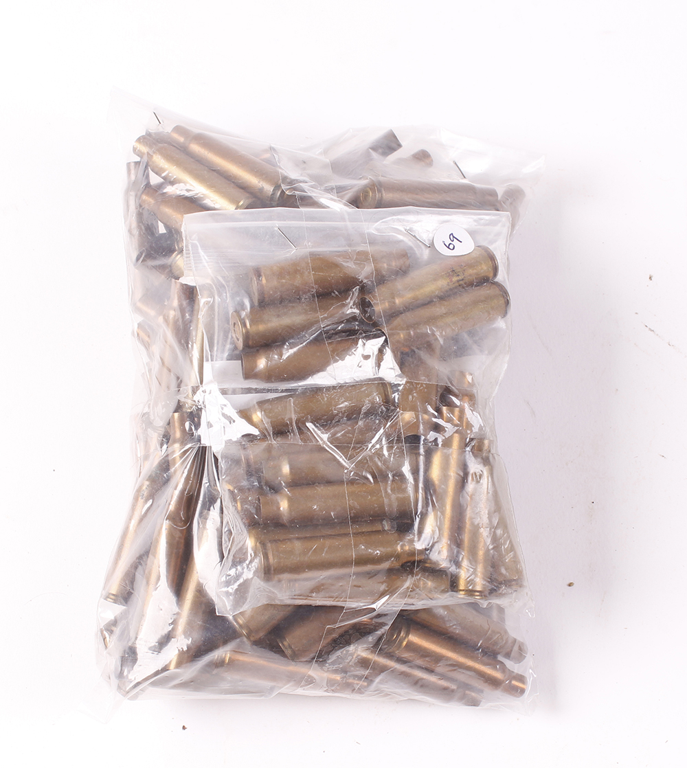 116 x .250/300 Savage & 19 x .300 Savage new primed empty cases (135 total) [Purchasers please note: