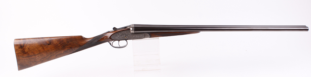 (S2) 20 bore self opening sidelock ejector by Pedro Arrizabalaga, with 26½ ins chopper lump barrels, - Image 2 of 22