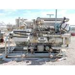 FES Systems Inc. 56 Ton Skid Mounted Chiller
