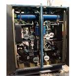 Custom Built Dual Sided Liquid to Liquid Process Heating and Chiller Unit
