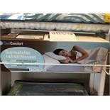 "Refreshing mattress pads 35.5"" X 35.5"" , cool comfort, 3 pcs"