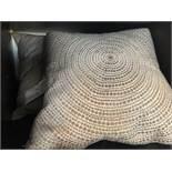 Decorative pillows, AR Rays, 2 pcs