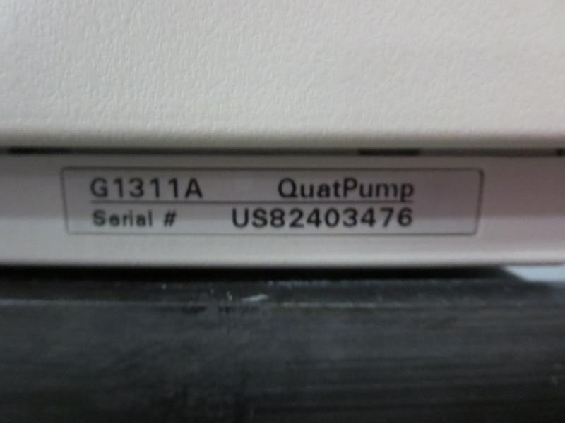 Lot 48 - Hewlett Packard G1311A Quaternary Pump
