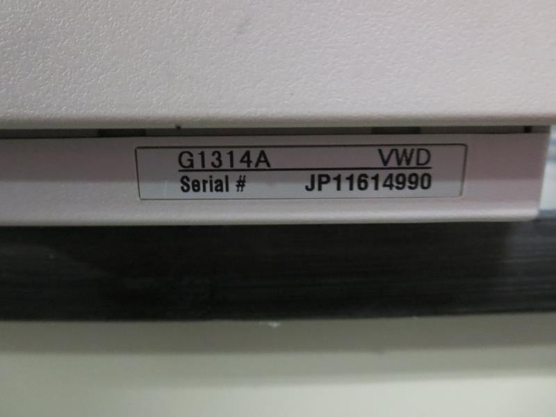 Lot 51 - Agilent G1314A VWD Variable Wavelength Detector