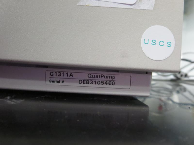 Lot 47 - Hewlett Packard G1311A Quaternary Pump