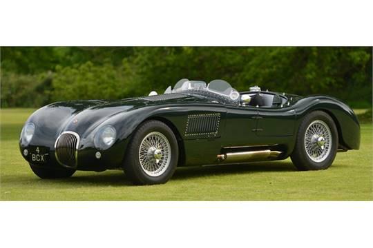 1951 Jaguar C type Replica Chassis number REM19026320052012