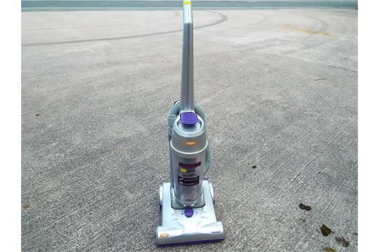 A Vax Power 1 1600 watt 140 air watt upright vacuum cleaner