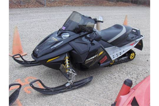 2006 ski doo 1000 mach z 2bpsab6a16v000628 snowmobile electric 2006 ski doo 1000 mach z 2bpsab6a16v000628 snowmobile electric start and reverse 750 miles on sciox Images