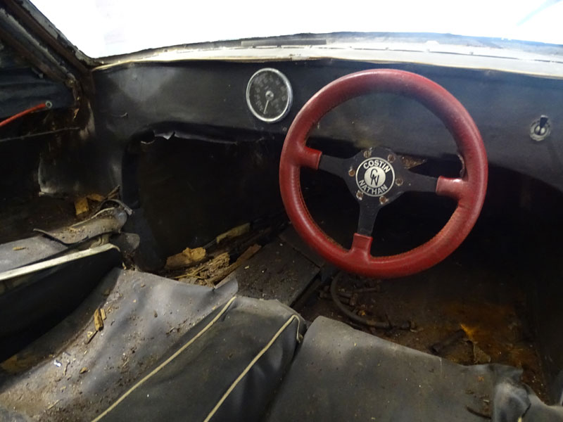 Lot 61 - 1966 Costin-Nathan Works Prototype