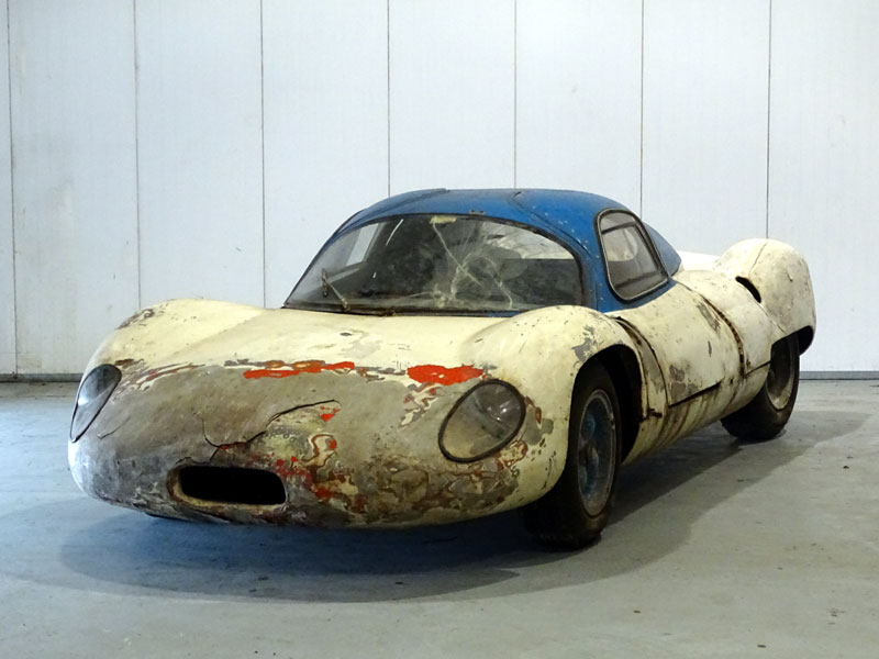 1966 Costin-Nathan Works Prototype