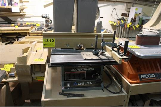 delta router table manual