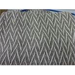 4 x pom pom cushions (45x30cm); throws-3 designs (150x200cm)