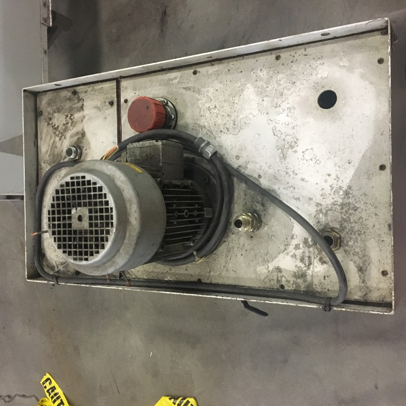Lot 8 - Hydraulic Tank with Baier & Koppell 1.5 HP pump