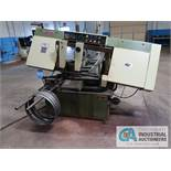 """6"""" X 16"""" KBC MODEL BS-15A HORIZONTAL BAND SAW, 24"""" OPENING"""