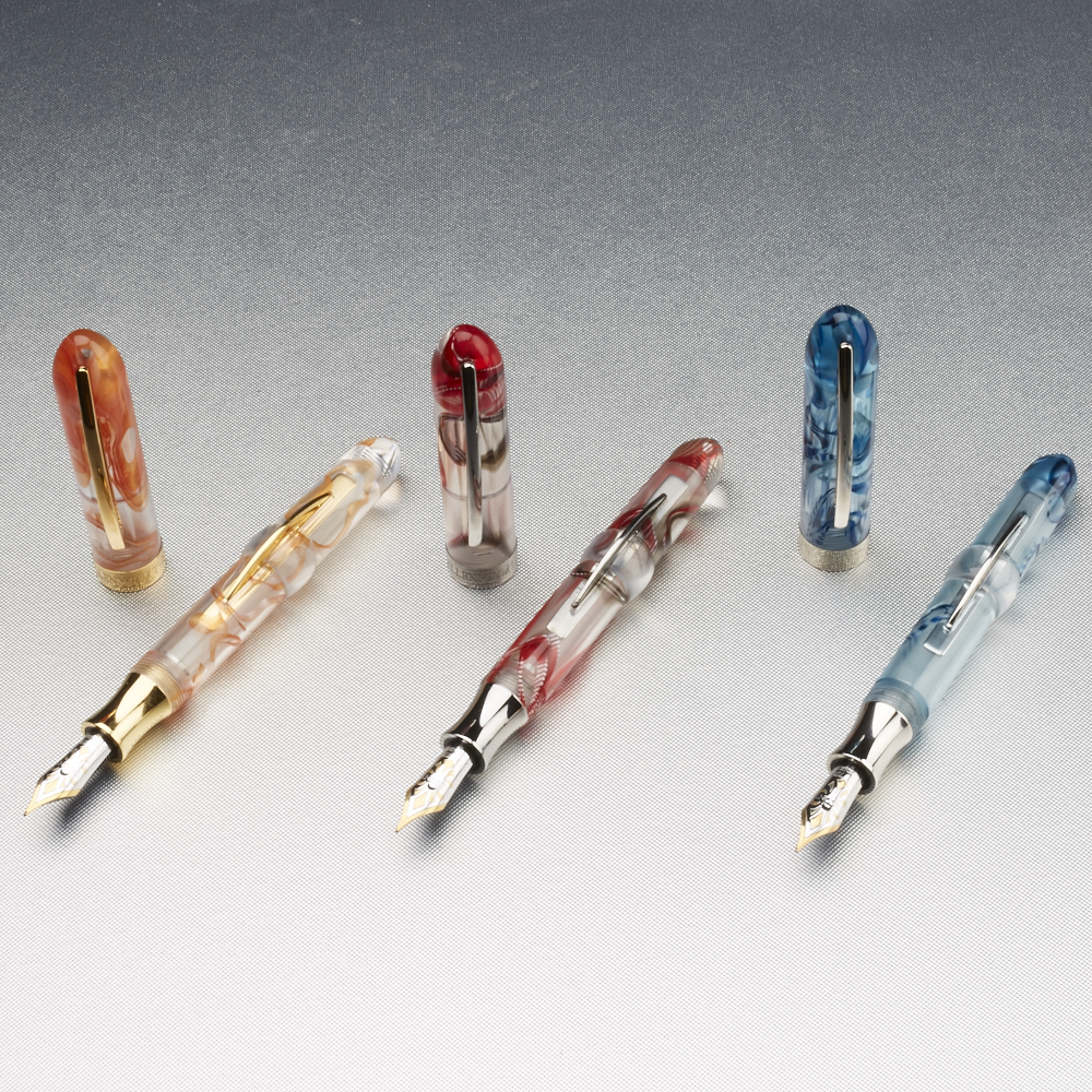 Lot 20 - Visconti Millenium Arc 3 Pen Set