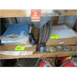 LOT ASSORTED BLADES AND CUT OFF WHEELS, INCLUDES 10-WL CON. BLUE RESCUE MASTER DIAMOND BLADES NEW IN