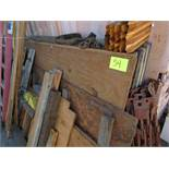 LOT SHEETS OF PLY WOOD