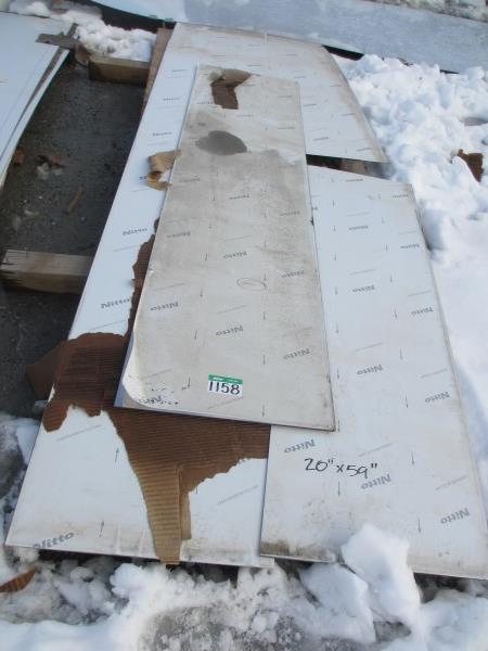 Lot 1158 - L1: PALLET OF SS CROP