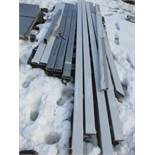 L1: PALLET OF 4IN X 2IN RECT. TUBE APPROX. 7GA