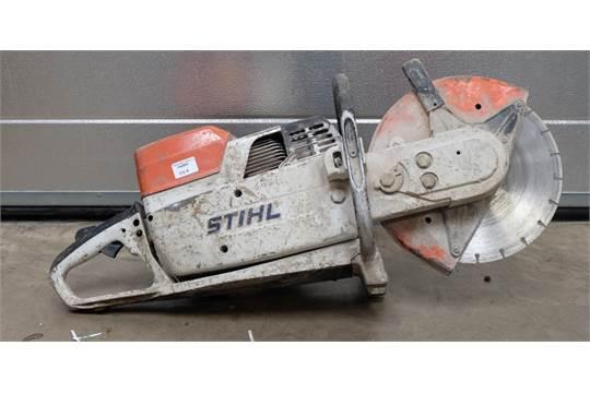 Stihl TS 360 AVS Gas Concrete Cut Off Chop Saw