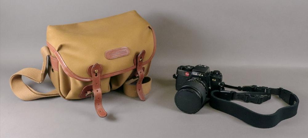 A Leica R4 camera, with a Leica Vario - - Image 2 of 2