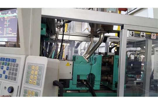 110 Ton 4-Color ARBURG Allrounder Centex Injection Molding