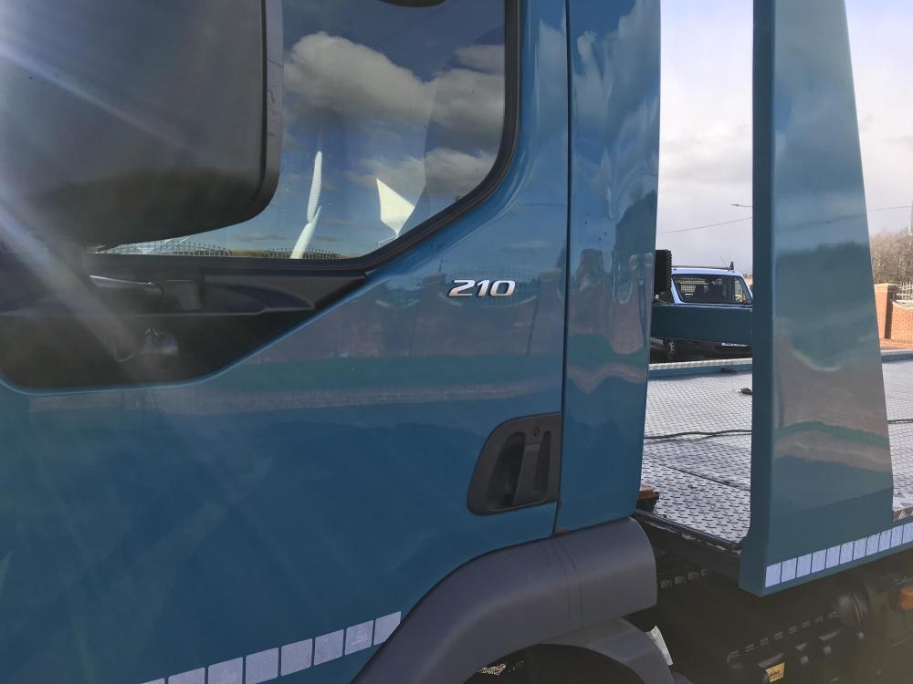Lot 125 - 2014/64 REG DAF LF 45.210 12 TON RECOVERY TRUCK EURO 6, HYDRAULIC WINCH MANUAL GEARBOX 210 BHP