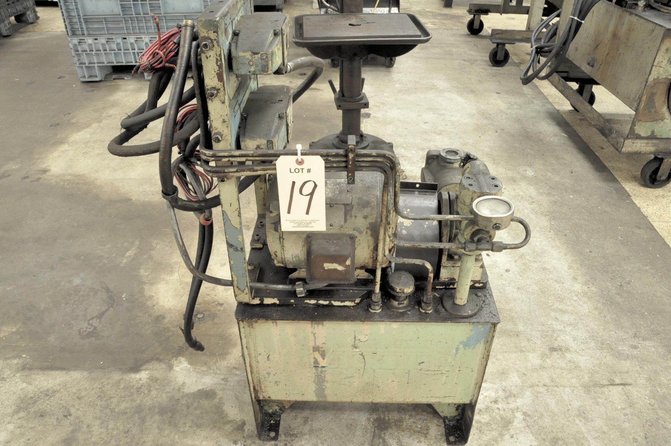 Lot 19 - Hydraulic Unit