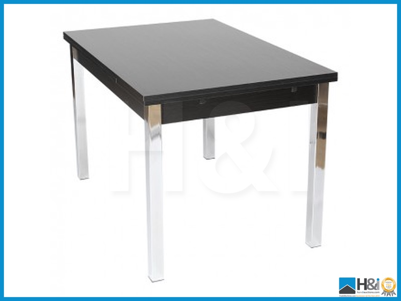 Unchecked customer return extending dining table 120cm ext for 120cm extending dining table